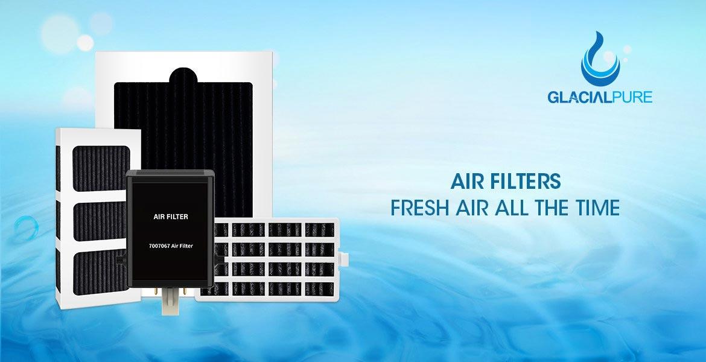 GlacialPure Air Filters