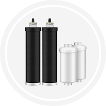 MoreFilter Replacement Filters for Berkey