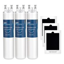 FS 3Pk ULTAWF,PS2364646, PureSource, 46-9999 with Air filter