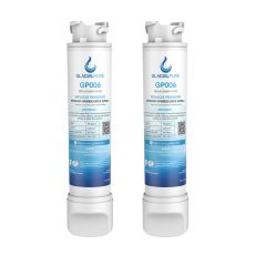 GlacialPure 2Pack EPTWFU01 Refrigerator Water Filter