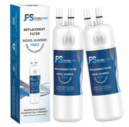 2Pk RFC3700A Refrigerator Water Filter by Filter-Store