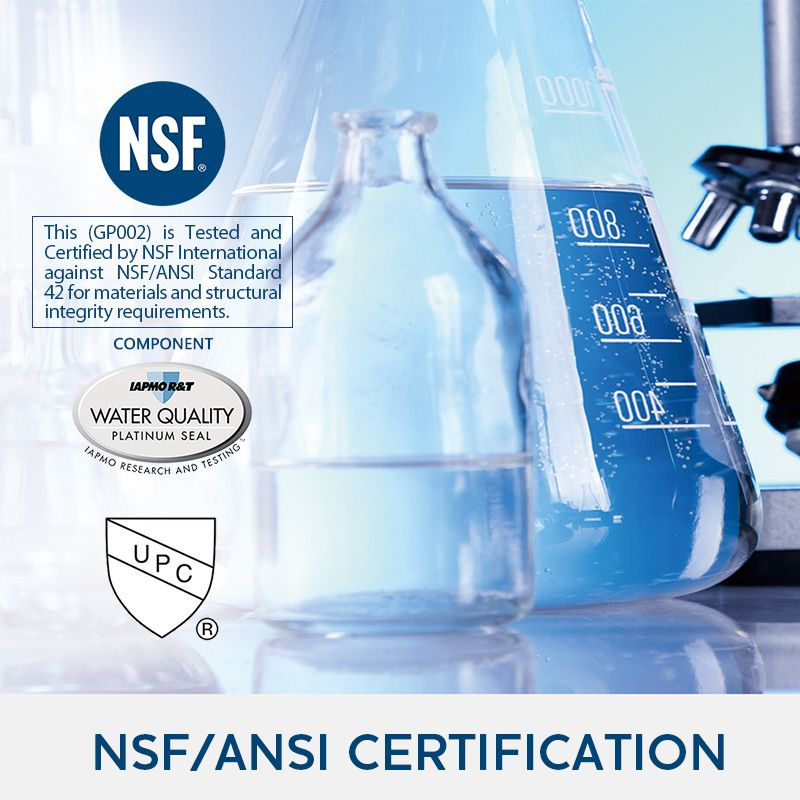 Whirlpool EDR2RXD1 water filter