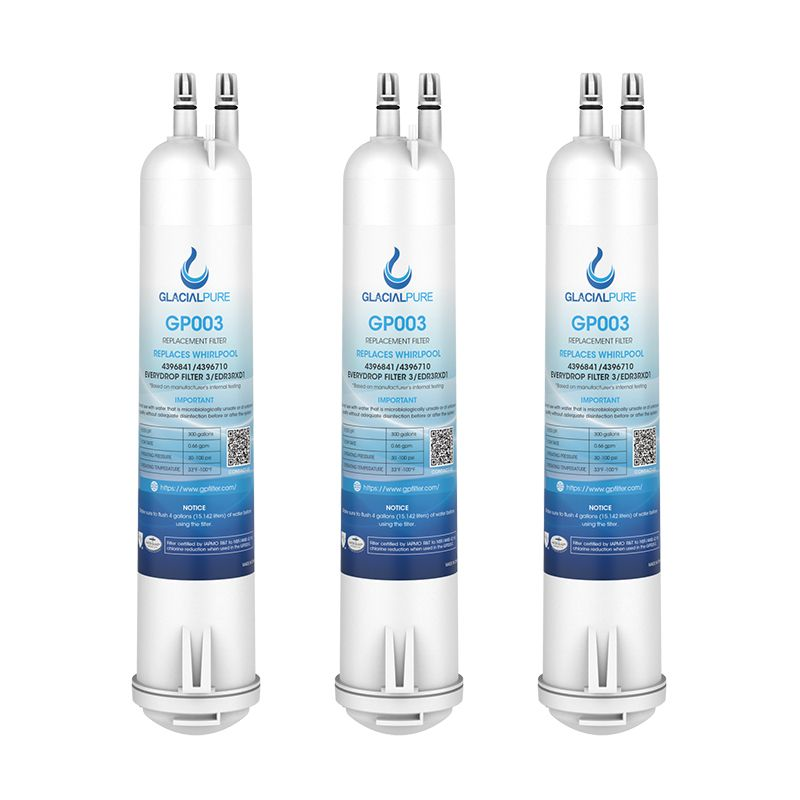replacement refrigerator water filters