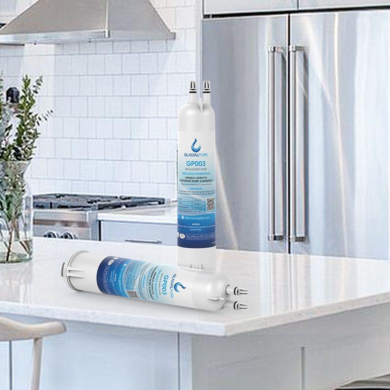 refrigerator water filter 4396841
