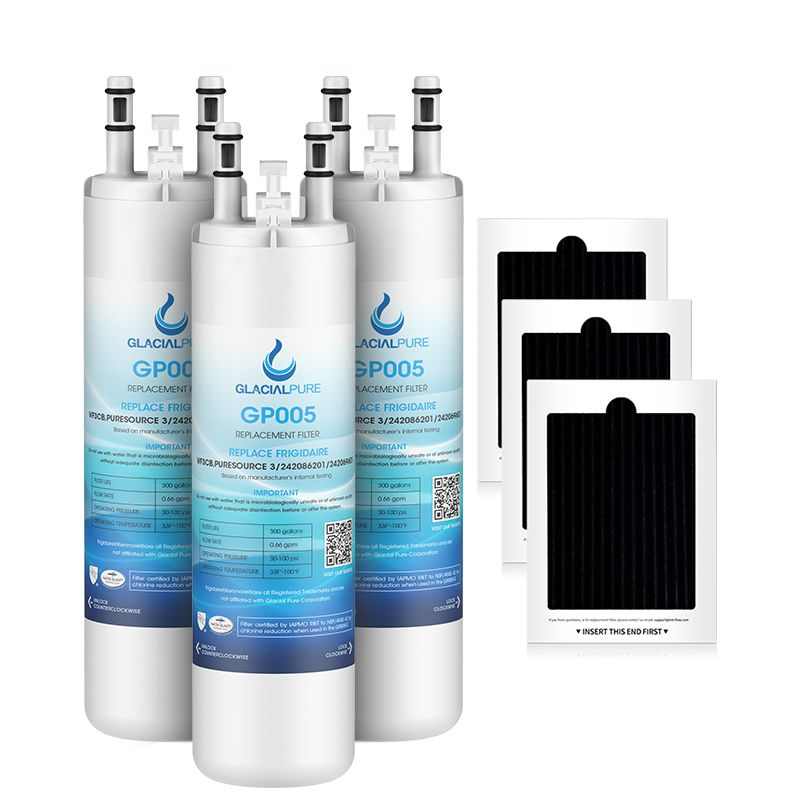 Puresource3 replacement water filter,wf3cb water filter