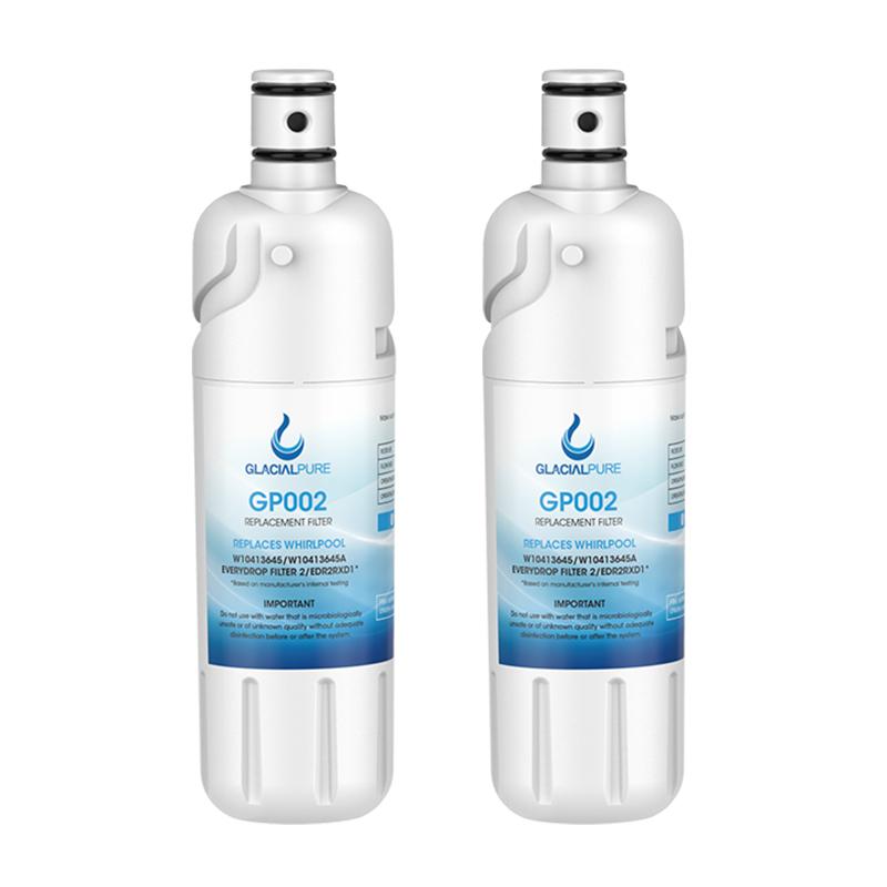 GlacialPure 2Pk Filter 2, EDR2RXD1, W10413645A