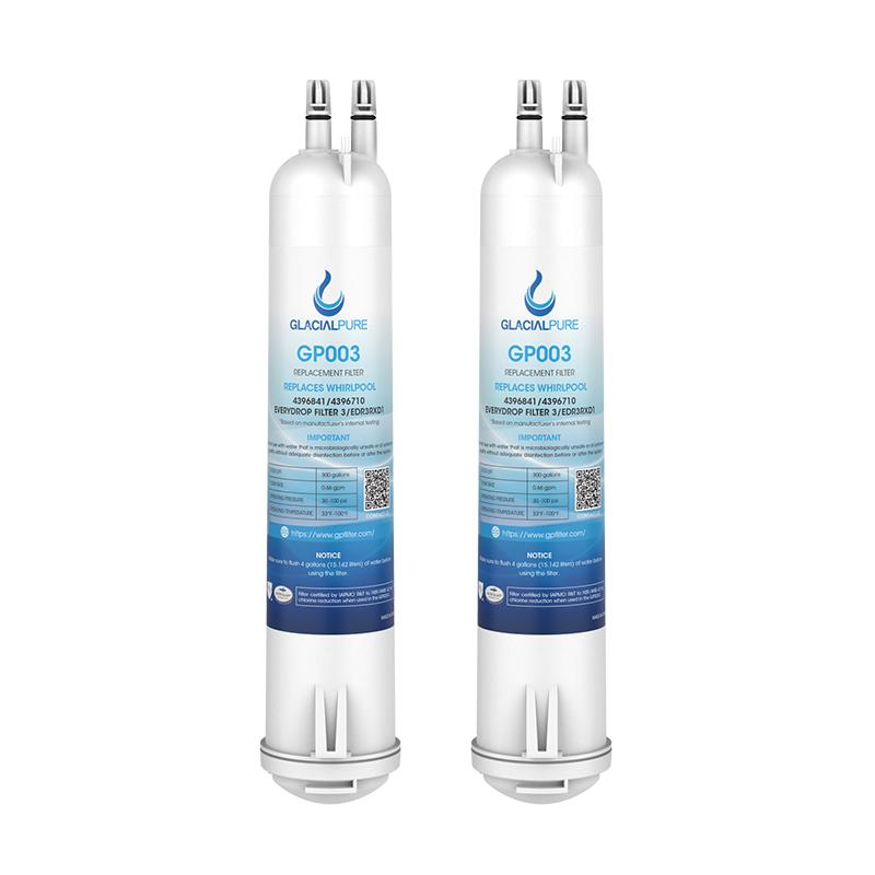 GlacialPure 2Pk Filter3,4396841, EDR3RXD1, 46-9083